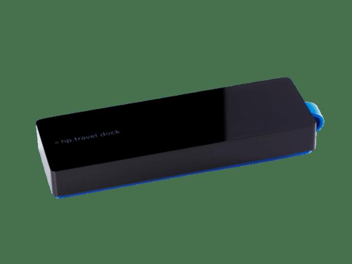 Док-станція HP USB-C Travel Dockфото1