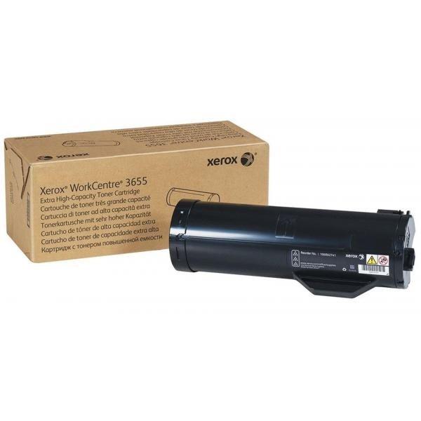 Купить Картриджи к лазерной технике, Картридж лазерный Xerox WC3655 Black, 25900 стр (106R02741)