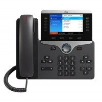 Проводной IP-телефон Cisco IP Phone 8851
