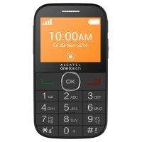 Мобильный телефон Alcatel 2004C Pure Black