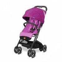 Прогулочная коляска GB QBIT Posh Pink (616240006)