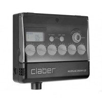 Таймер подачи воды Claber Multipla AC 22/24 C LCD(80580000)
