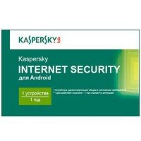 Антивирус Kaspersky Internet Security for Android 1-PDA 1Y Base Card (KL1091OOAFS16)