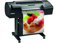 "Принтер HP DesignJet Z2600ps 24"""