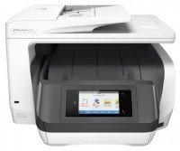 МФУ струйное HP OfficeJet Pro 8730 с Wi-Fi