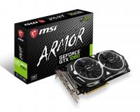Відеокарта MSI GeForce GTX 1080 8GB GDDR5X Armor OC (GF_GTX_1080_ARMOR_8G_OC)