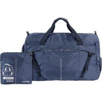 Сумка дорожная Tucano COMPATTO XL WEEKENDER PACKABLE BLUE