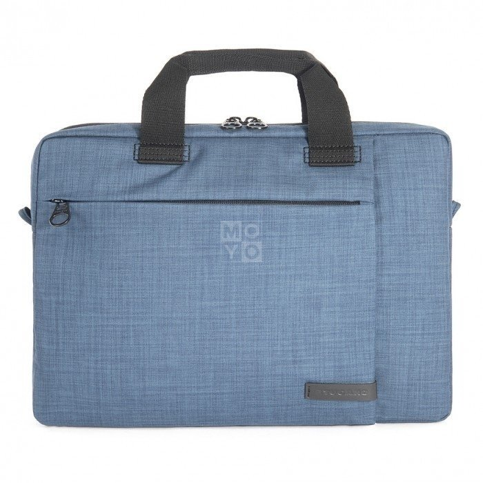 "Сумка Tucano SVOLTA SLIM BAG 14"" Blue фото"