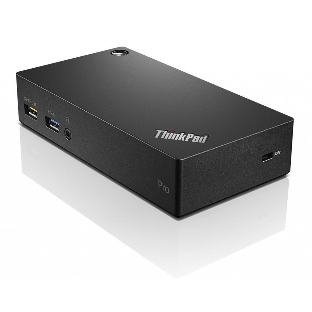 Док-станція Lenovo ThinkPad USB 3.0 Pro Dock (40A70045EU)фото1