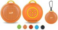 Портативная акустика Genius SP-906BT Orange