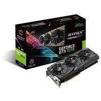 Видеокарта ASUS GeForce GTX 1070 8GB GDDR5 Gaming OC (STRIX-GTX1070-O8G-GAMING)