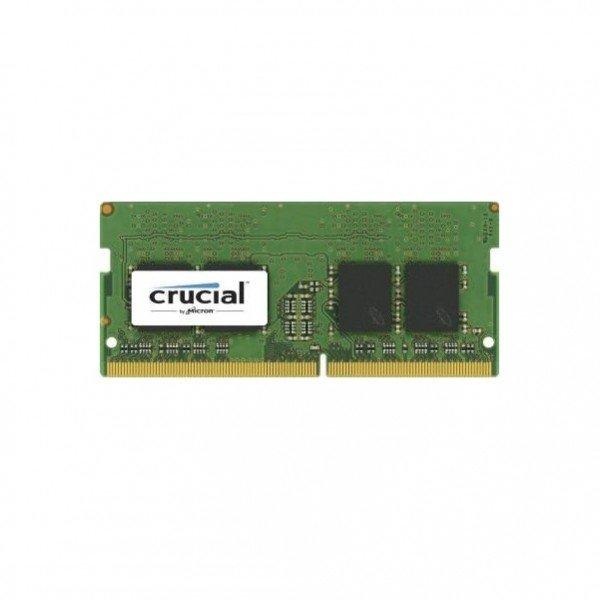 Купить Память для ноутбука Micron Crucial DDR4 2400 8GB Retail (CT8G4SFS824A)