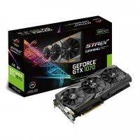 Відеокарта ASUS GeForce GTX 1070 8GB GDDR5 Gaming (STRIX-GTX1070-8G-GAMING)