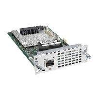 Модуль Cisco 1-Port Multiflex Trunk Voice/Clear-channel Data T1/E1 Module (NIM-1MFT-T1/E1=)