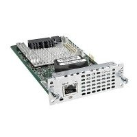 Модуль Cisco 1-Port Multiflex Trunk Voice/Clear-channel Data T1/E1 Module (NIM-1MFT-T1/E1 =)