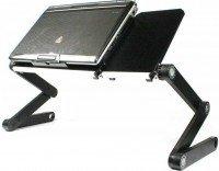 Підставка для ноутбука Maxxtro столик LD5 алюміній