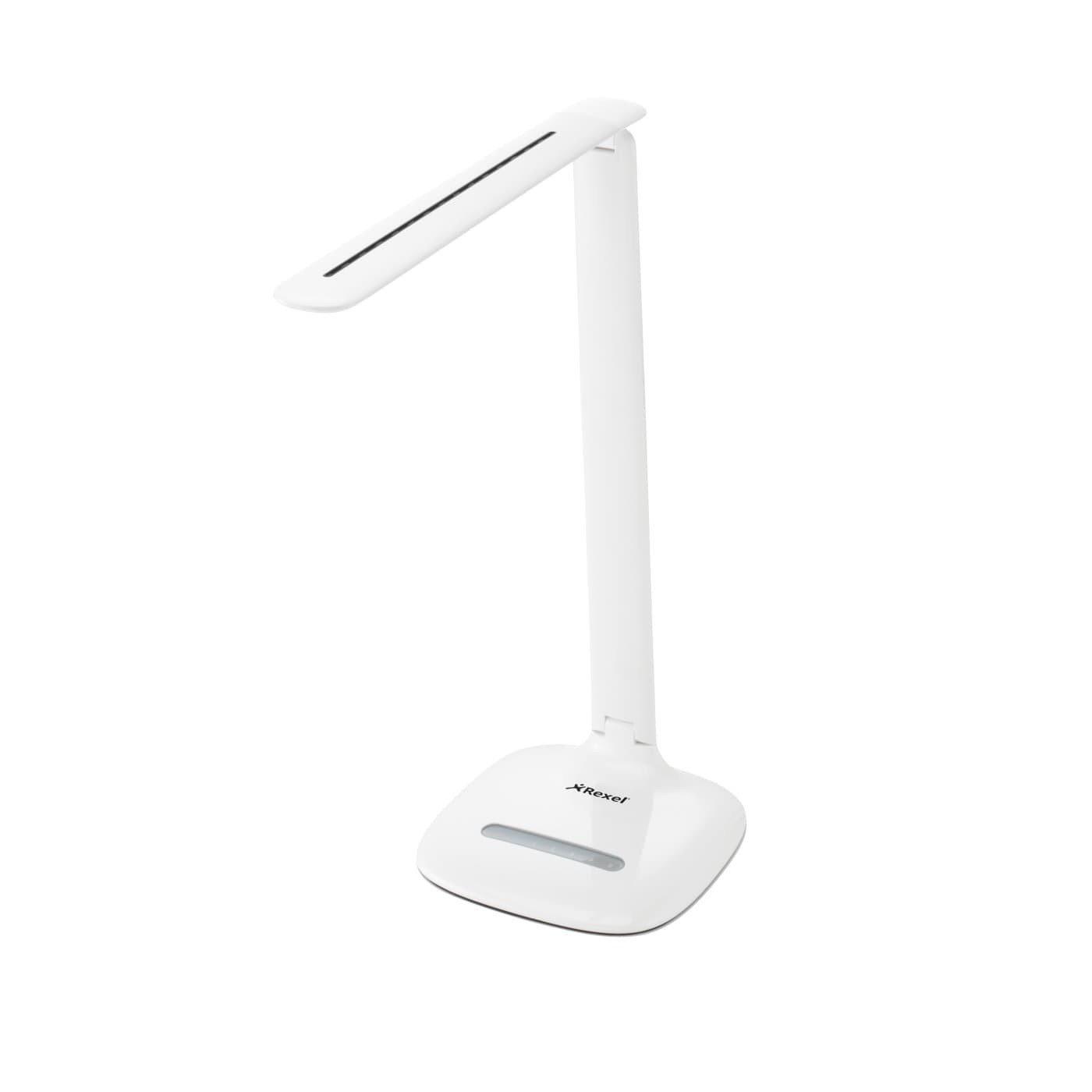Настольная лампа дневного света Rexel Activita Strip (4402013EU) 420x380x48 белый фото