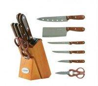 Набір ножів Maestro 7пр. вбудовувана підстругачка (1416-MR)
