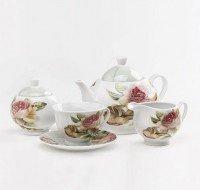 Чайний сервіз Maestro 17 предметів (10011-17S-MR)