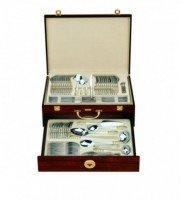 Набор столовых приборов Bachmayer Elegant BM-8880 (84 предмета)