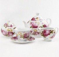 Чайний сервіз Maestro 17 предметів (10045-17S-MR)