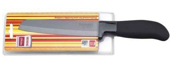 Нож Lamart для чистки из черной керамики 18см (LT2011)