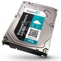 """Жесткий диск внутренний SEAGATE 3.5"""" SATA 3.0 6TB 7200RPM 6GB/S New Enterprise (ST6000NM0115)"""