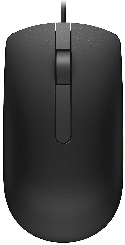 Миша Dell Optical MS116 Black (570-AAIR) фото
