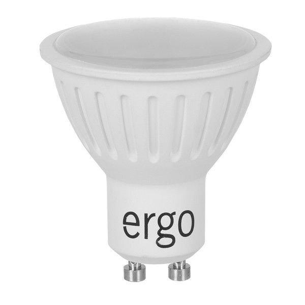 Светодиодная лампа ERGO Standard MR16 GU10 3W 220V 3000K (LSTGU103AWFN) фото 1