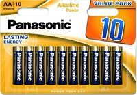 Батарейка Panasonic Alkaline Power AA BLI 10