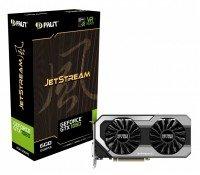 Відеокарта PALIT GeForce GTX 1060 6GB GDDR5 Jetstream (NE51060015J9-1060J)