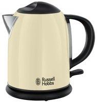 Электрочайник компактный Russell Hobbs 20194-70 Colours Classic Cream