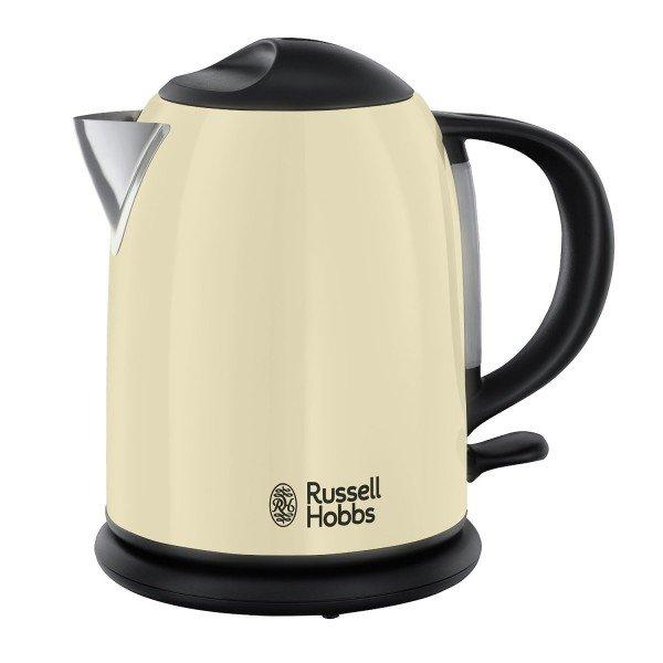 Купить Электрический чайник Russell Hobbs 20194-70 Colours Classic Cream