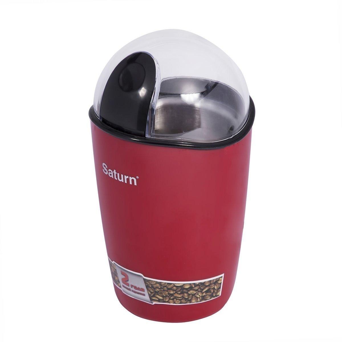 ≡ Кавомолка Saturn ST-CM0176 Red – купити в Києві  b29ea4d2e908f