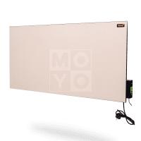 Керамический обогреватель DIMOL Maxi 05 с терморегулятором (кремовый)