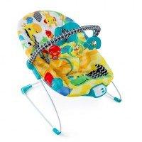 Музыкальное кресло-качалка Bright Starts Улыбка саванны (60390)