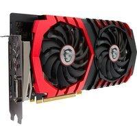 Відеокарта MSI GeForce GTX 1060 3GB GDDR5 Gaming X (GF_GTX_1060_GAMING_X_3G)