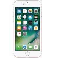 Смартфон Apple iPhone 7 256 GB (Rose Gold)