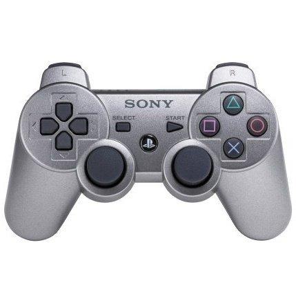 Джойстик SONY Dualshock Wireless Controller Grey (387.3) фото 1