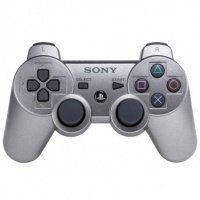Джойстик SONY Dualshock Wireless Controller Grey (387.3)