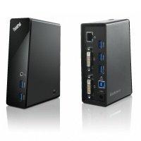 Док-станція Lenovo USB 3.0 Port Replicator with Dual Video