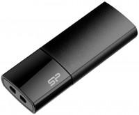 Накопитель USB 2.0 SILICON POWER Ultima U05 16GB Black (SP016GBUF2U05V1K)