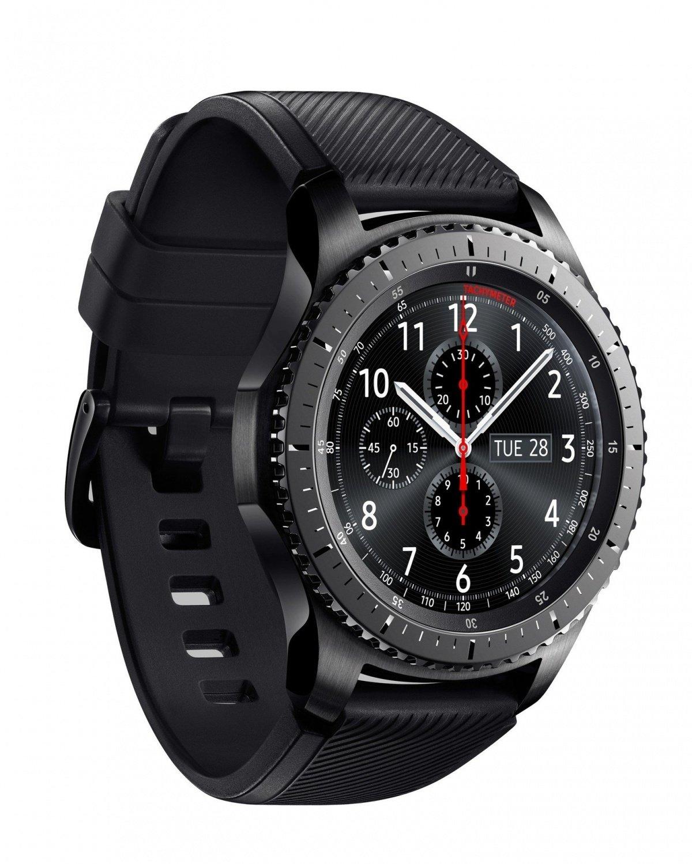 ≡ Смарт-годинник SAMSUNG Galaxy Gear S3 Frontier – купити в Києві ... 389beb98cda32