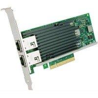 Сетевая карта DELL Intel X520 DP 10Gb DA/SFP+ Server Adapter - Kit (540-11130)