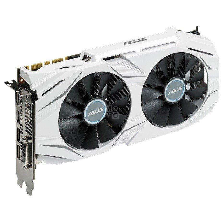 Видеокарта ASUS GeForce GTX 1070 8GB GDDR5 DUAL (DUAL-GTX1070-8G) фото 1