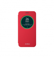 Чехол Asus для ZenFone 2 Laser View cover Red
