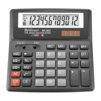 Калькулятор BRILLIANT BS-322 12р., 2-пит (BS-322)