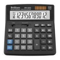 Калькулятор BRILLIANT BS-320 12р., 2-пит (BS-320)