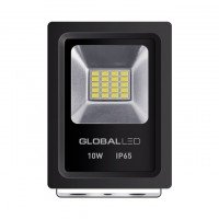 Прожектор LED GLOBAL FLOOD LIGHT 10W 5000K (1-LFL-001)