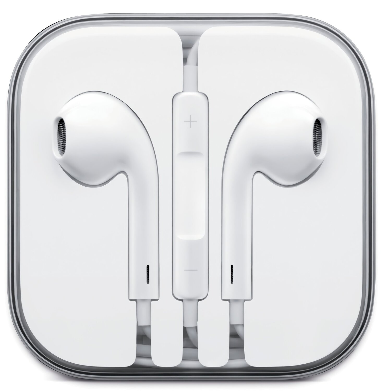 Навушники + ДУ Apple iPod EarPods with Mic Lightningфото1